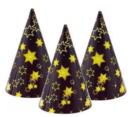 """Cepurītes  """"Zvaigznītes""""  (5 gab.)"""