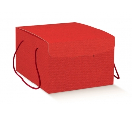 Dāvanu kaste ar rokturiem, (29X35X19 cm)