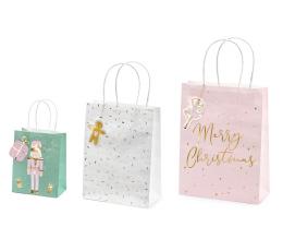 """Dāvanu maisiņi """"Ziemassvētku konfeti"""" (3 gab.)"""