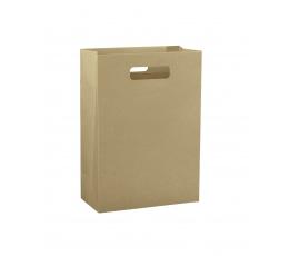 Dāvanu papīrs, kraft (27x11x35 cm)