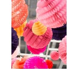 """Dekorācija """"Mākonis"""", rozā (20 cm)"""