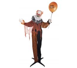 """Dekorācija  """"Klauns"""" (166 cm.)"""