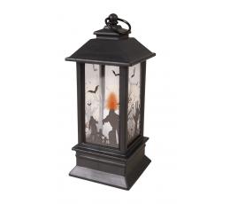 "Dekoratīva LED lampa ""Šausmas"" (5,3 x 13 cm)"