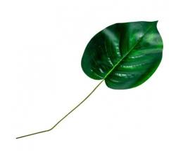 Dekoratīvā skindapa lapa (24x19 cm)