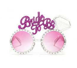 "Dekoratīvās brilles ""Bride to be"""