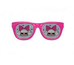 "Dekoratīvās brilles ""LOL surprise"" (4 gab)"