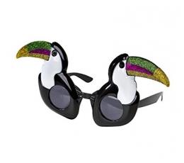"""Dekoratīvas brilles """"Tukāns"""""""