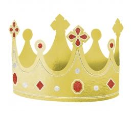 Dekoratīvs karaļa kronis