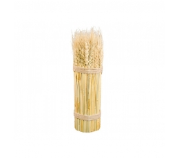 Dekoratīvs kviešu pušķis (26 cm)
