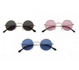"Dekoratīvās brilles ""Lennon style"" (1 gab.)"