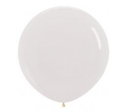 Liels balons, caurspīdīgs (60 cm)