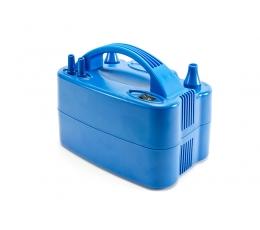 Elektriskais gaisa pumpis/kompresors (2 izejas)