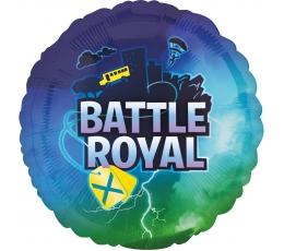 "Folija balons ""Battle Roayl"" (43 cm)"