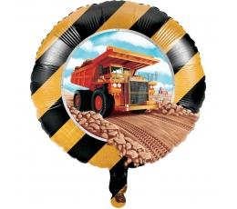 """Folija balons """"Celtnieks"""" (45 cm)"""
