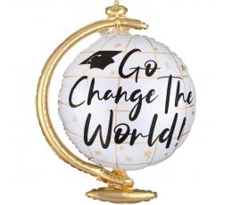 "Folija Balons ""Change the World"" (58x58 cm)"