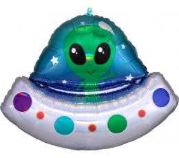 """Folija balons """"Citplanētietis"""" (71 x 53 cm)"""