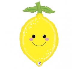 "Folija balons ""Citrons"" (74 cm)"