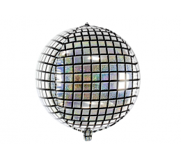 "Folija balons ""Disco ball"" (40 cm)"