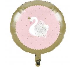 "Folija balons ""Gulbis"" (45,7 cm)"