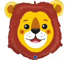 "Folija balons ""Lauva"" (74 cm)"