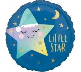 "Folija balons ""Little star"" (43 cm)"