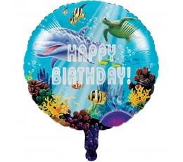 "Folija balons  ""Okeāns"" (45 cm)"