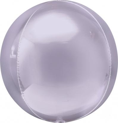 Folija balons-orbz, lillā (38 cm)