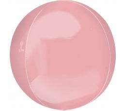 """Folija balons """"Orbz"""", sārts (38 cm)"""