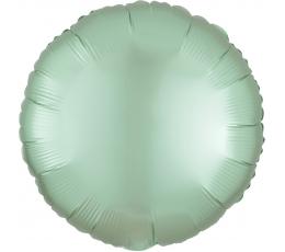 """Folija balons """"Piparmētru aplis"""", matēts (43 cm)"""