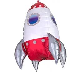 "Folija balons ""Raķete"" (73 cm)"