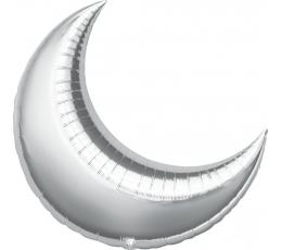 "Folija balons ""Sudraba mēness"" (33x36 cm)"
