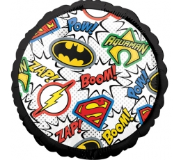 """Folija balons """"Supervaroņi"""" (43 cm)"""
