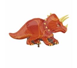 "Folija balons ""Triceratopss "" (106 x 60 cm)"