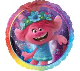 """Folija balons """"Troļļi - Popija"""" (43 cm)"""