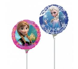 """Folija balons uz nūjiņas """"Frozen"""" (23cm)"""