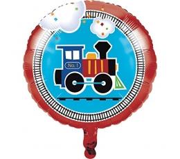 """Folija balons """"Vilciens"""" (43 cm)"""