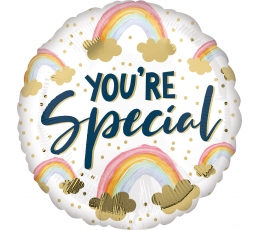 "Folija balons ""You're special"" (43 cm)"