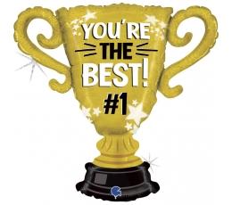 "Folija balons ""You're the best"" (84 cm)"