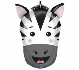 "Folija balons ""Zebra"" (74 cm)"