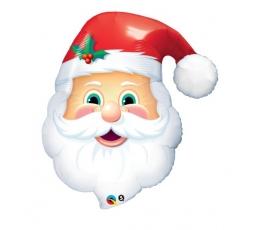 """Folija balons """"Ziemassvētku vecītis"""" (81 cm)"""