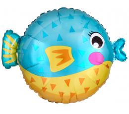 """Folija balons """"Zivs"""" (48 x 35 cm)"""