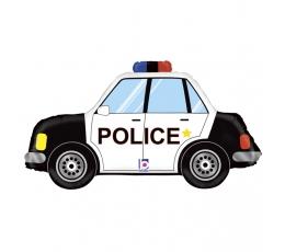"""Folijas balons """"Policijas automašīna"""" (86 cm)"""