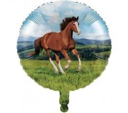 """Folijas balons """"Zirgs"""" (45,7 cm)"""