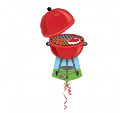 """Formīgs balons """"BBQ"""" (58 x 91 cm)"""