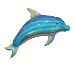 "Formīgs balons ""Delfīns"" (73 x 68 cm)"