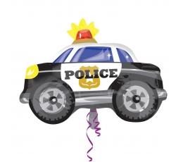 """Formīgs balons """"Policijas mašīna"""" (60x45 cm)"""