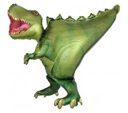 """Formīgs balons """"T-Rex"""" (91x76 cm)"""