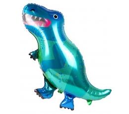 """Formīgs folija balons """"Dinozaurs T.Rex"""" (90x55 cm)"""