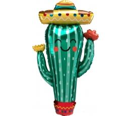 "Formīgs folija balons ""Kaktuss"" (60 X 96 cm)"