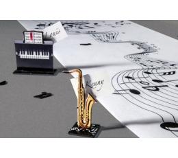 """Galda celiņš """"Mūzika"""" (30 cm x 5 m)"""